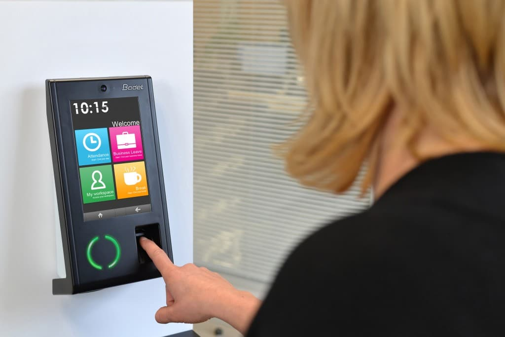 Bodet installs biometric time attendance system for garden produce retailer Crocus