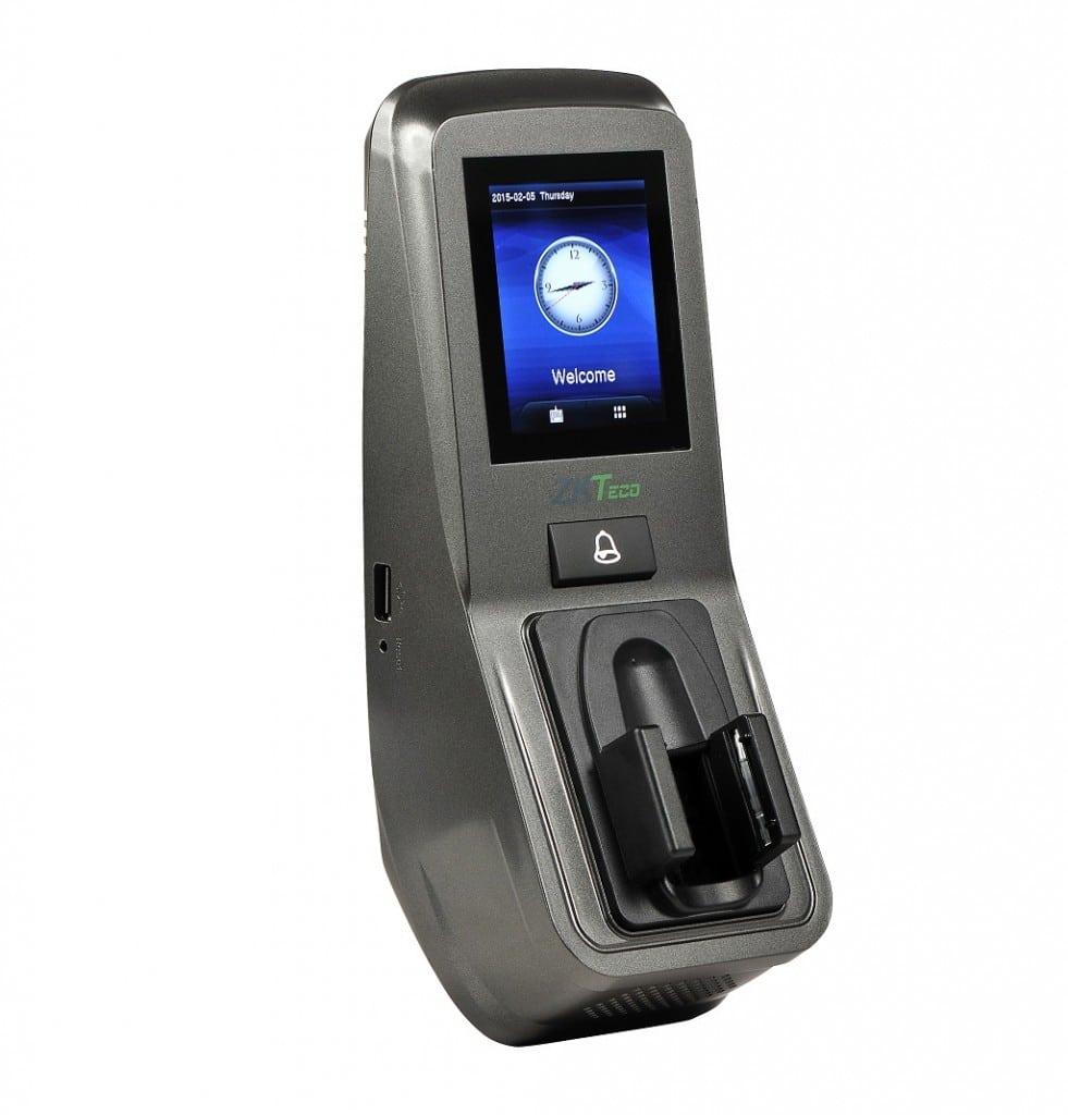 ZKAccess releases multi-biometric access control device