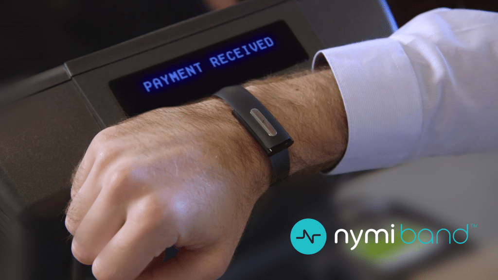 Nymi Band completes first heartbeat-authenticated payment with a wearable device