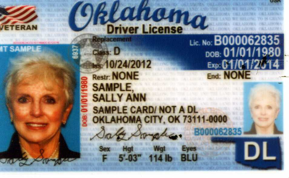 Oklahoma receives extension to comply with biometric data collection law