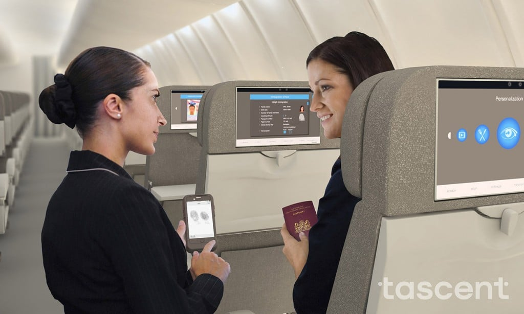 New white paper highlights how biometrics could improve air travel