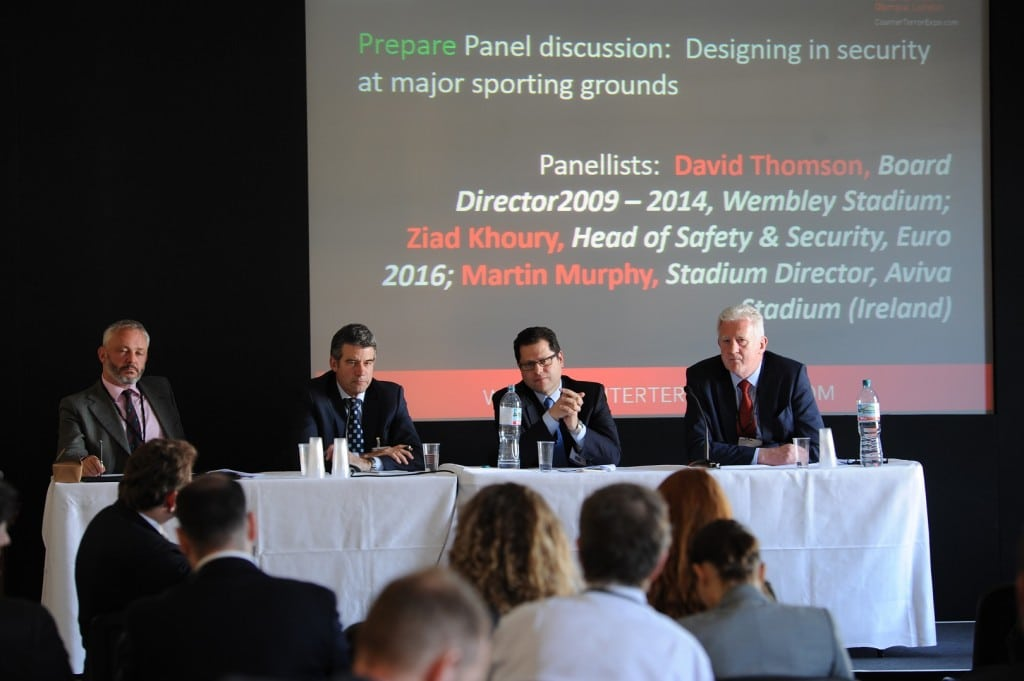 Security & Counter Terror Expo coming to London in April