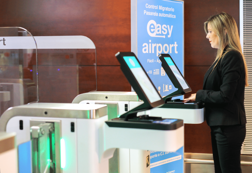 Uruguay Airport implements Vision-Box biometric border control technologies