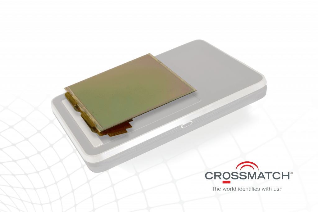 Crossmatch introduces latest ten-print mobile fingerprint technology