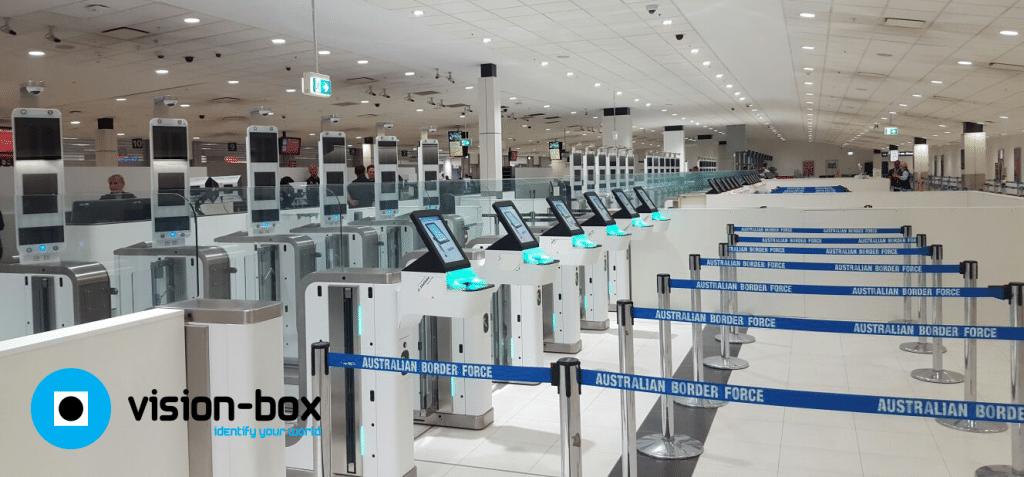 Vision-Box's ABC eGates clear 10M passengers at major Australian airports