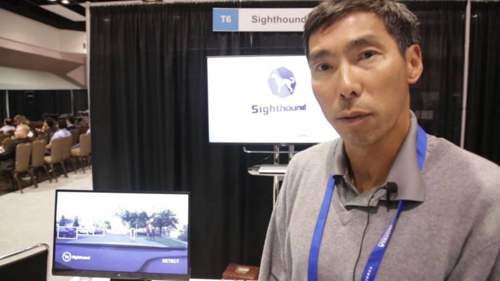 Sighthound cloud-based AI vehicle detection solution features facial recognition