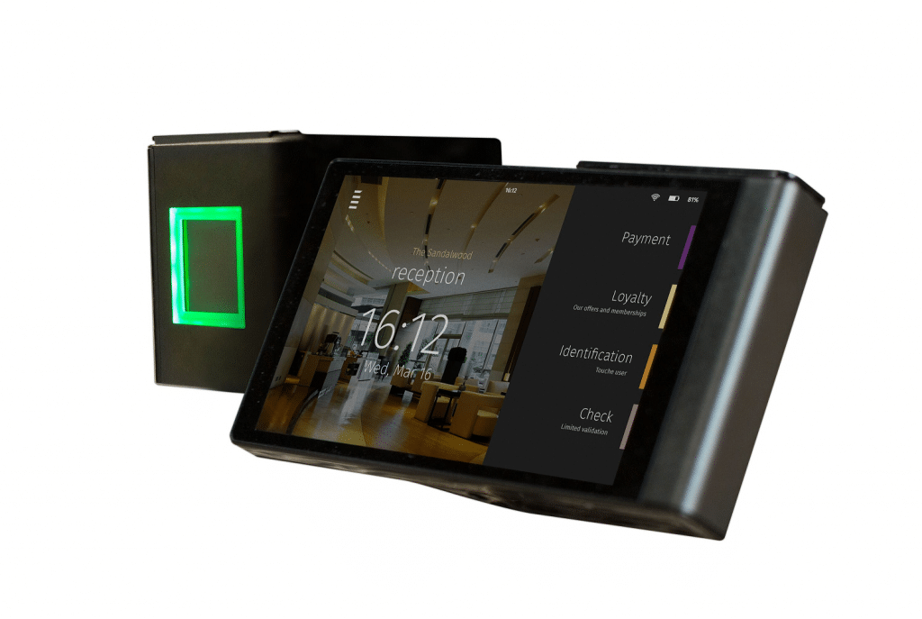 Touché launches biometrics-based loyalty and payment platform