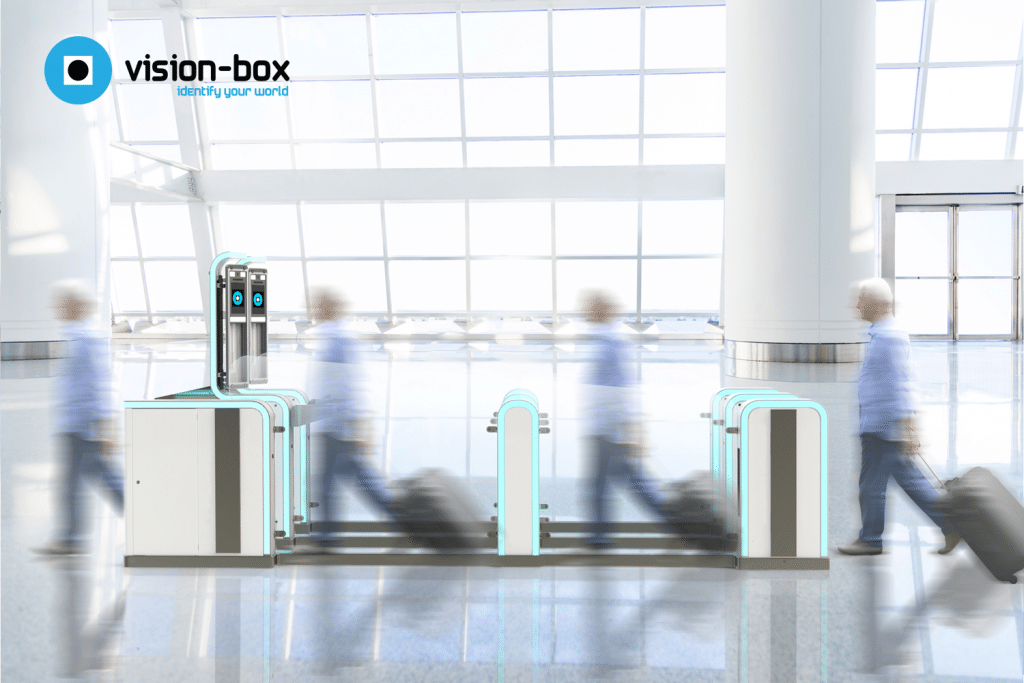 Vision-Box debuts on-the-move facial recognition gateway