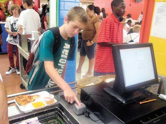 students biometrics
