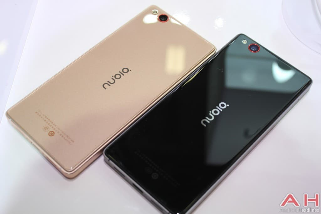 EyeVerify technology in latest Nubia smartphone