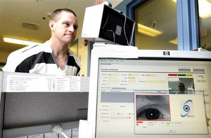 Inmate Identification and Recognition System (IRIS)