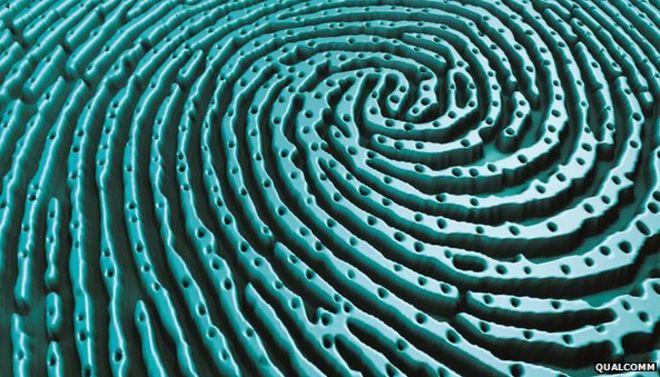 ultrasonic-fingerprint-sensor