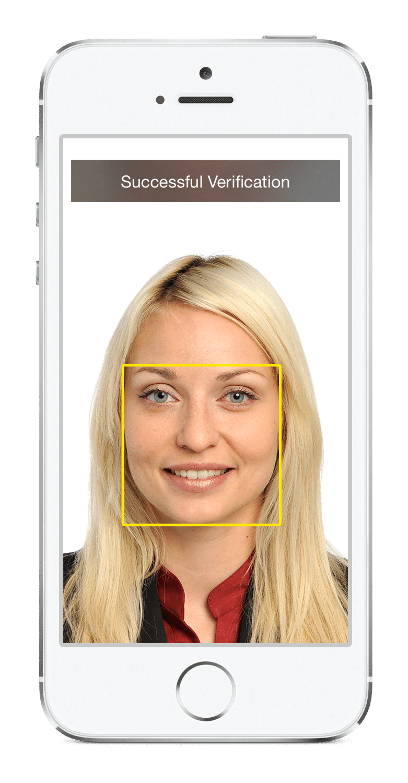 facial recognition photo app