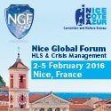 Nice Global Forum on Homeland Security & Crisis Management