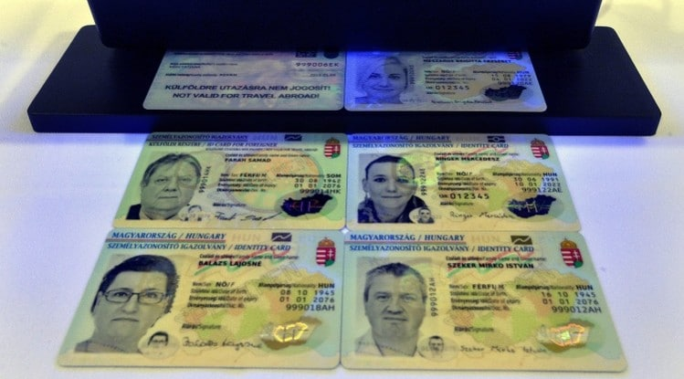 hungary-biometric-id-cards