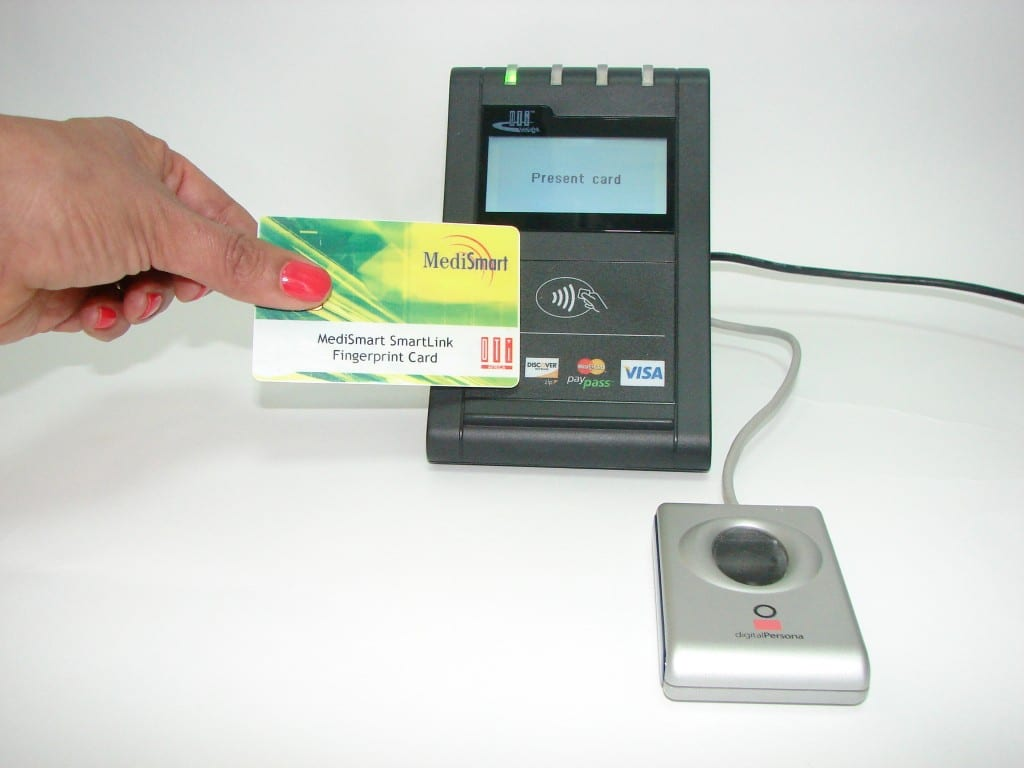 Smart Applications International orders 500,000 biometric smart cards from OTI