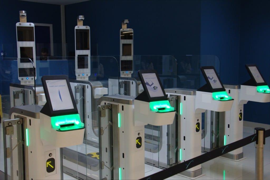 Vision-Box ABC eGates unveiled at Curaçao International Airport