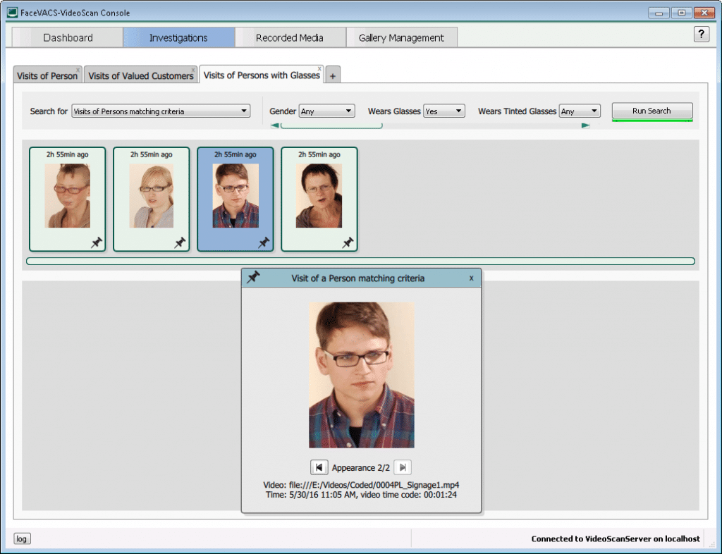 Cognitec updates its FaceVACS-VideoScan technology