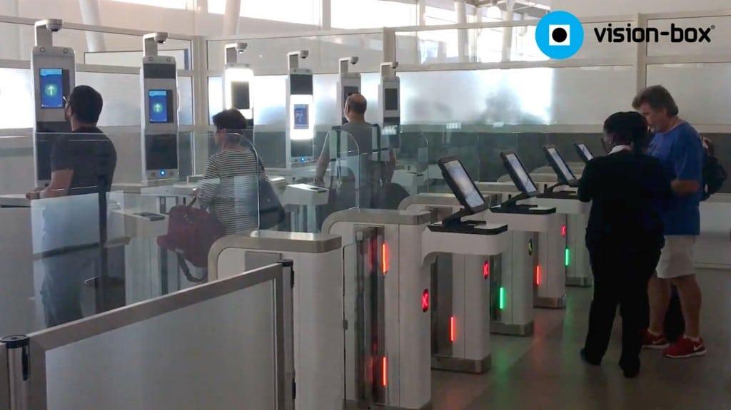 Sint Maarten Airport adds Vision-Box biometric ABC e-gate solution