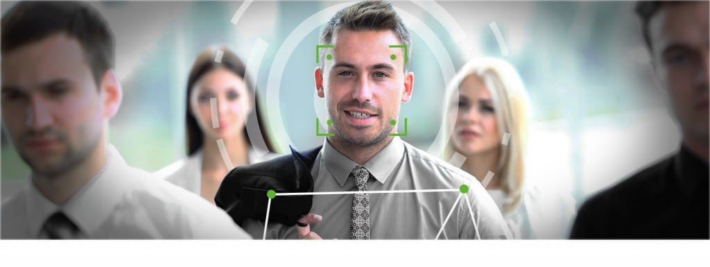 FST Biometrics IMID technology integrated with Genetec access control system