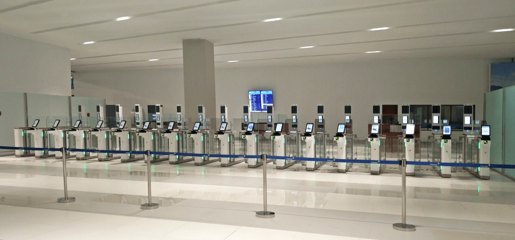 Vision-Box implements biometric border control solution at Jakarta airport