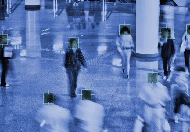 A common concern about public-facing biometrics deployments is that surveillance features may be used against people for tracking and identification purposes