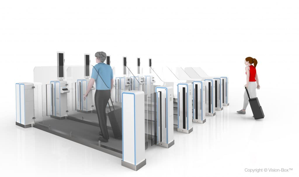 Vision-Box to supply automated biometric control solution to Australian airports