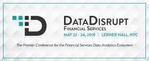 DataDisrupt 2018 Banner