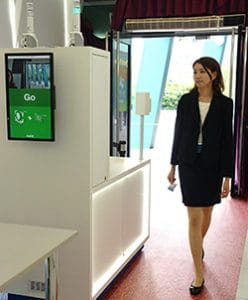 nec-facial-recognition-entrance-system