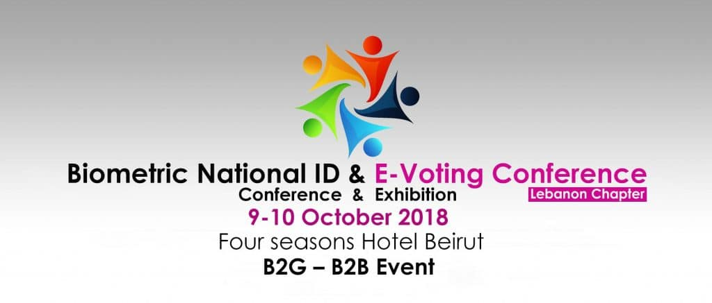 Biometric National ID Conference Lebanon Chapter