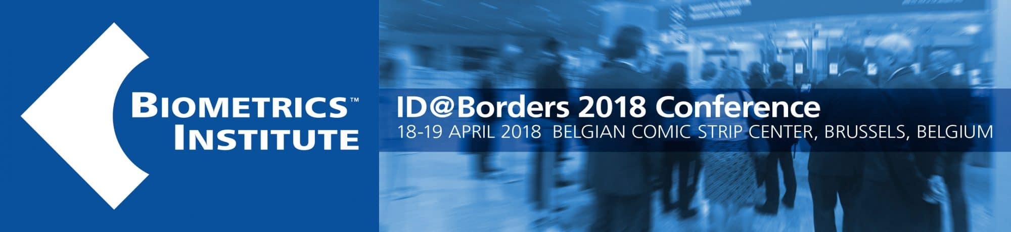 Biometrics Institute ID at the Borders Conference