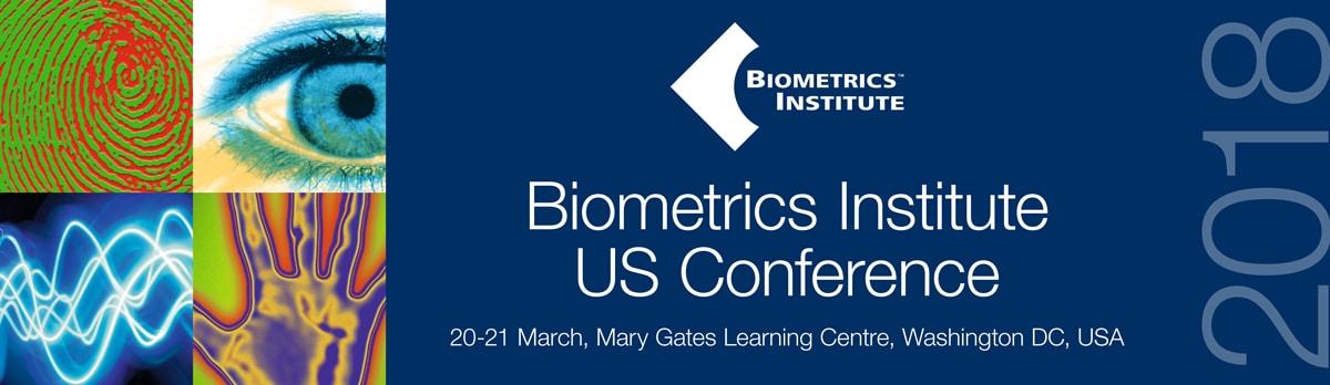Biometrics Institute U.S. Conference
