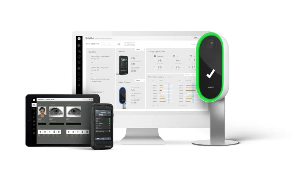 Tascent launches new products to continue making biometrics accessible