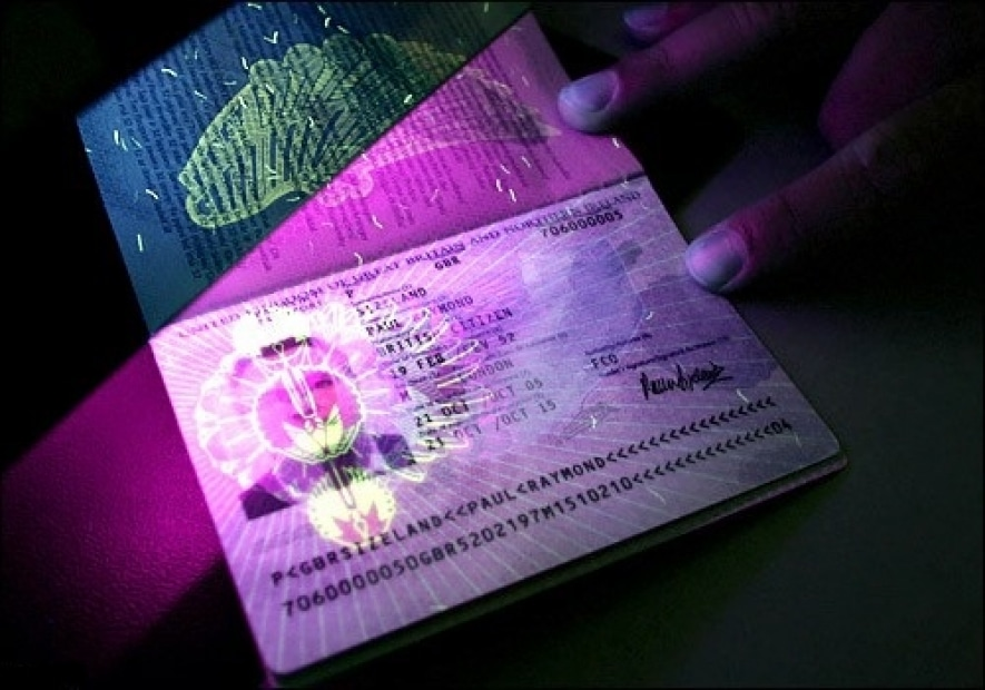 Ukraine has issued more than three million biometric passports this year
