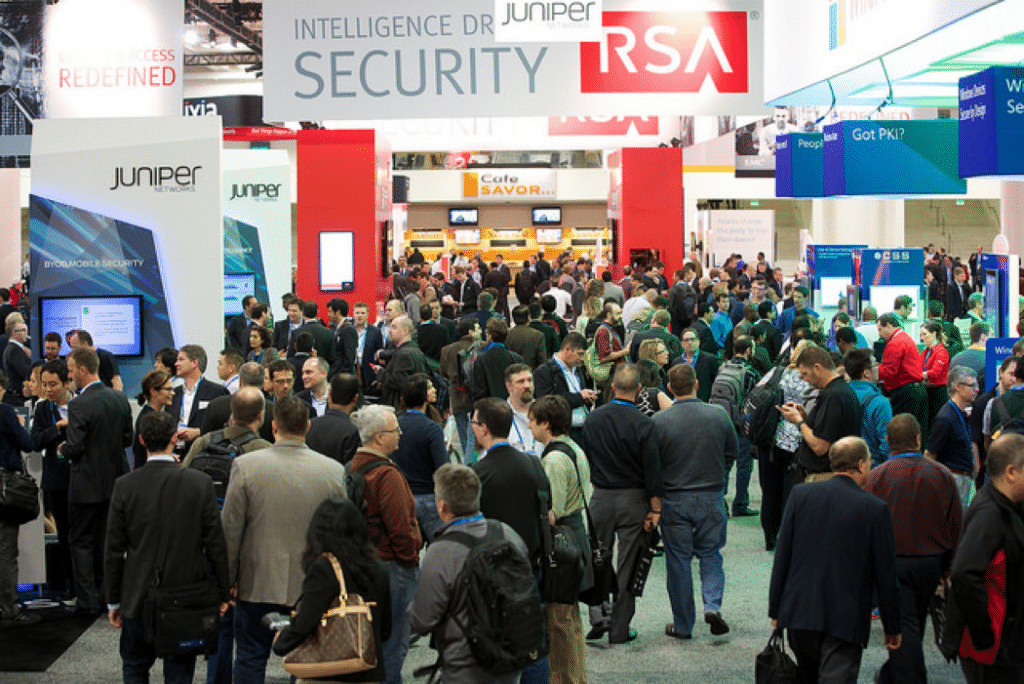 Biometrics, passwordless authentication and encryption key tech demoed at RSA Conference 2020