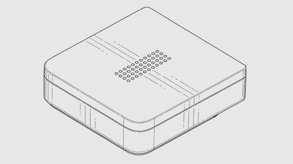Patent sketches of Facebook smart speaker revealed