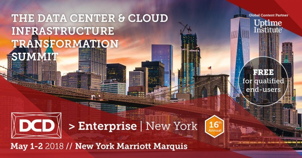 DCD > Enterprise