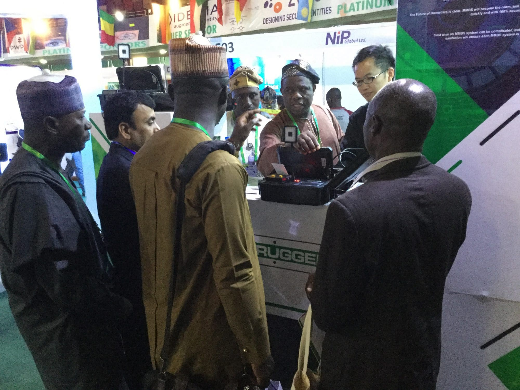 Biorugged-booth-ID4Africa2018