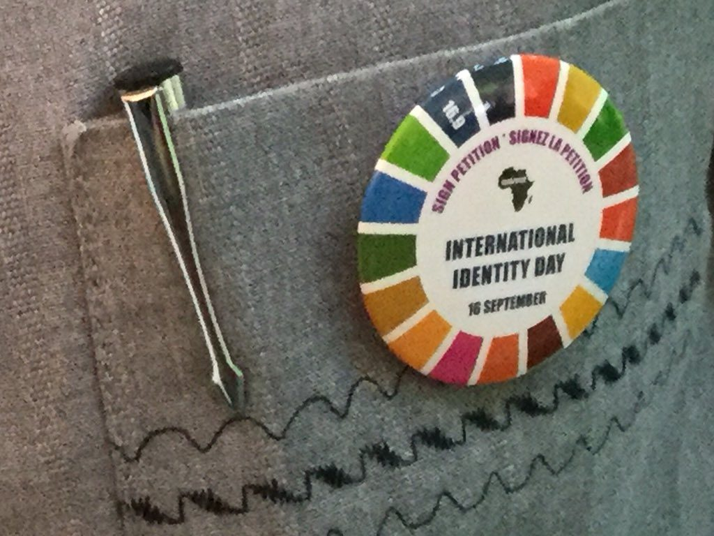 Drive for official UN International Identity Day launched at ID4Africa