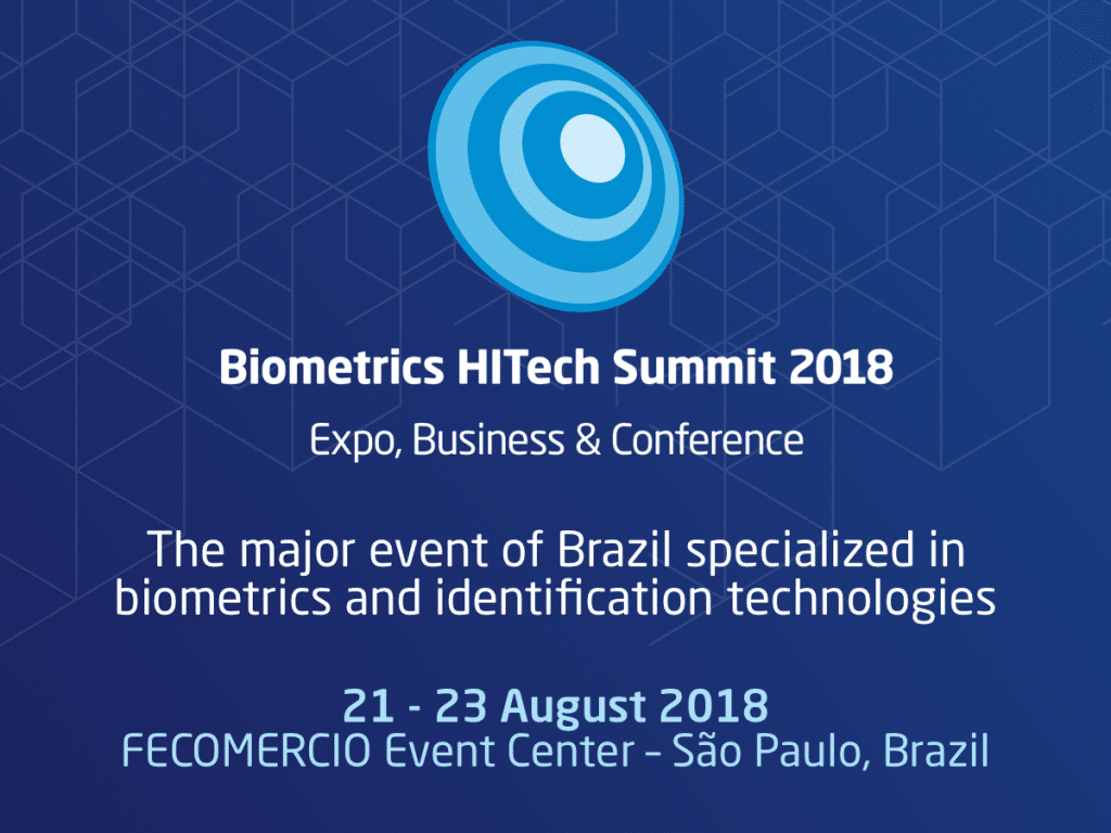 Biometrics HITech Summit 2018 – Expo, Business & Conference