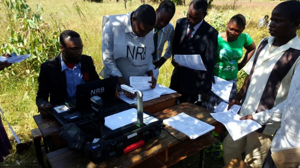Malawi pushing ahead on biometrics-based voter registration plan
