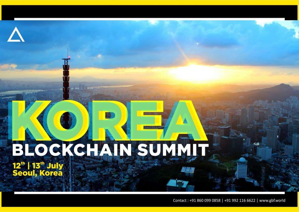 Korea Blockchain Summit