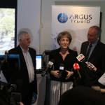 Argus-TrueID-Aust-Minister-visit