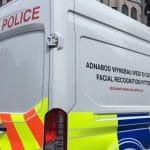 南威尔士 - 警察面部认可 - 车辆
