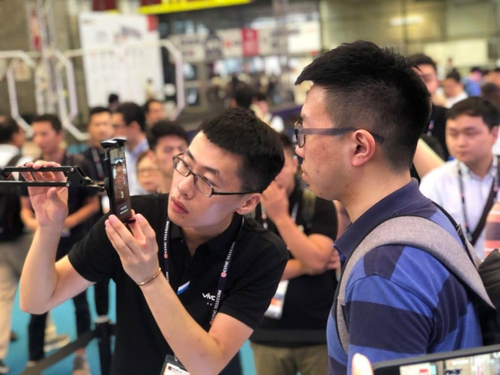 Megvii and Vivo unveil new 3D facial recognition applications at Mobile World Congress Shanghai