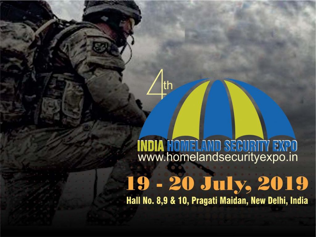 4th India Homeland Security Expo