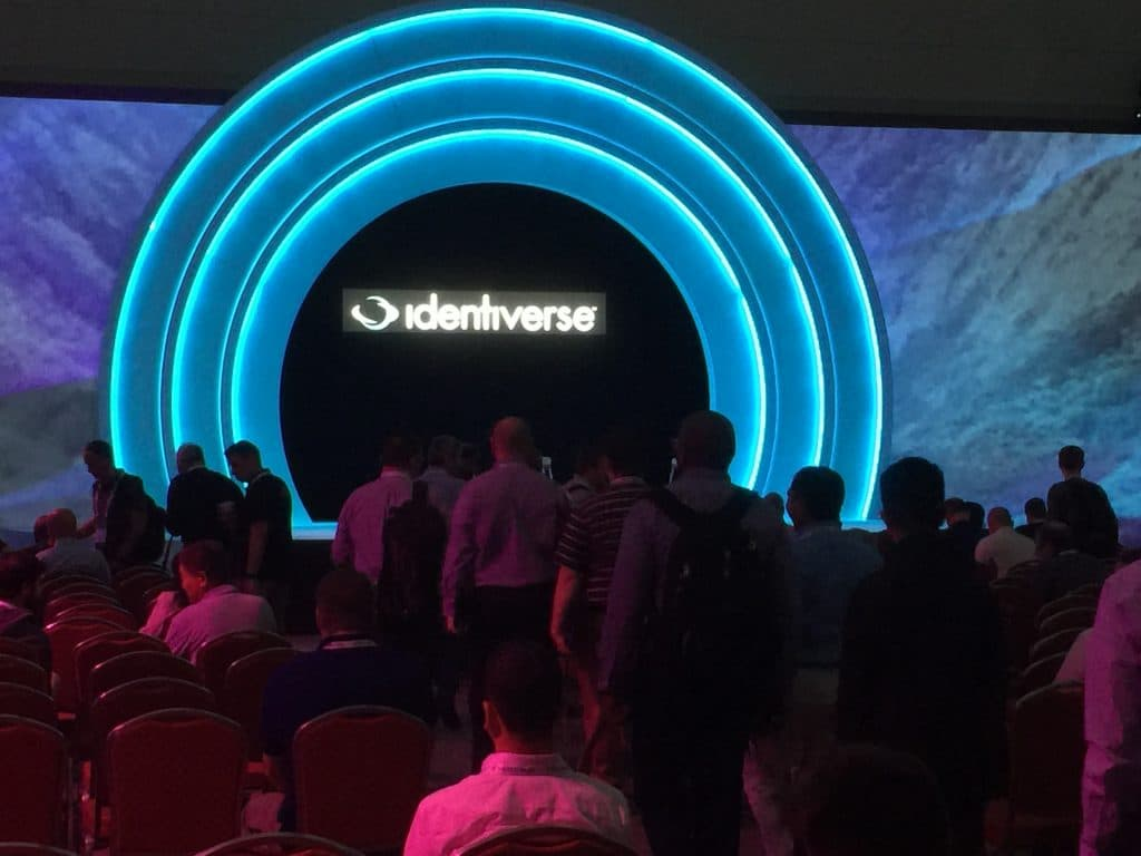 Identiverse sponsors and exhibitors grow by 27 percent in first year since name change