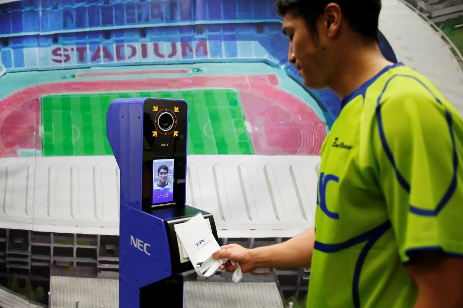 NEC unveils automated facial recognition system for fast athlete processing at Tokyo 2020 Olympics