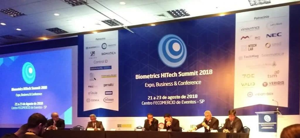 Akiyama solutions featured at Biometrics HITech Summit 2018