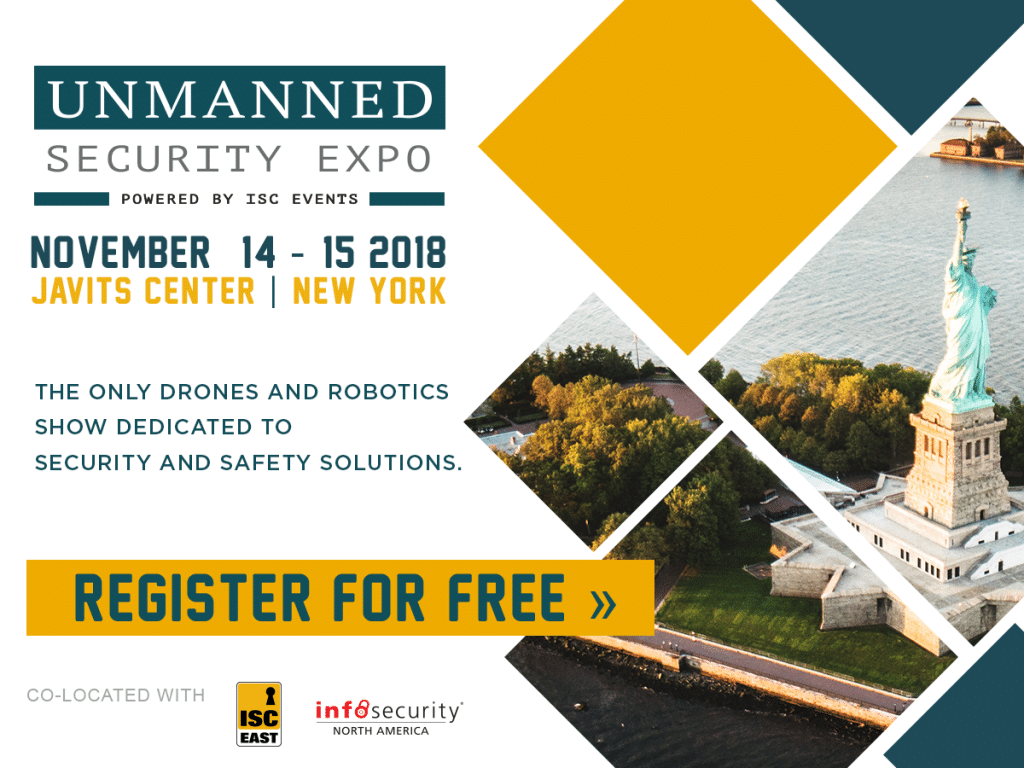Unmanned Security Expo